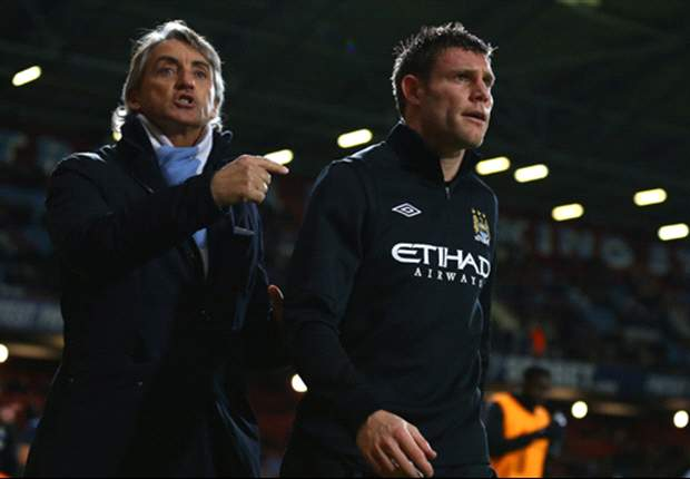 Mancini: Manchester City deserved to beat West Ham