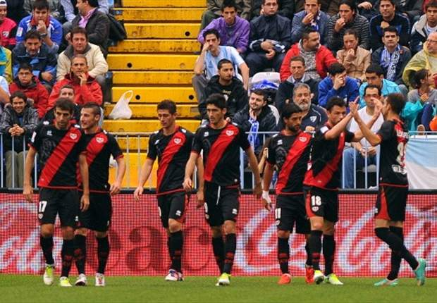 Tekuk Real Betis, Rayo Vallecano Ke Posisi Lima