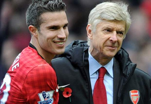 Arsenal will 'respect' Van Persie in Manchester United clash, insists Wenger