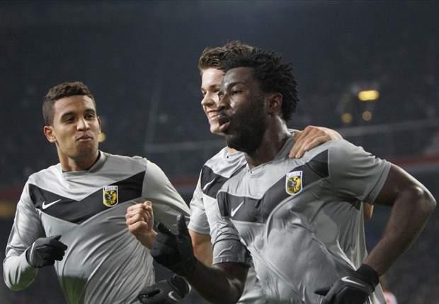 Vitesse Arnhem Tundukkan Ajax Amsterdam