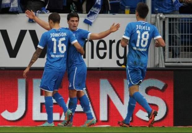 Bundesliga Round 10 Results: Hoffenheim stun Schalke in five-goal thriller