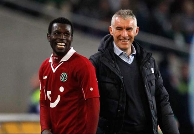 "Mame Diouf: Bei Manchester United ohne Chance, bei Hannover 96 zeigt er sein ""fantastisches Potenzial"""