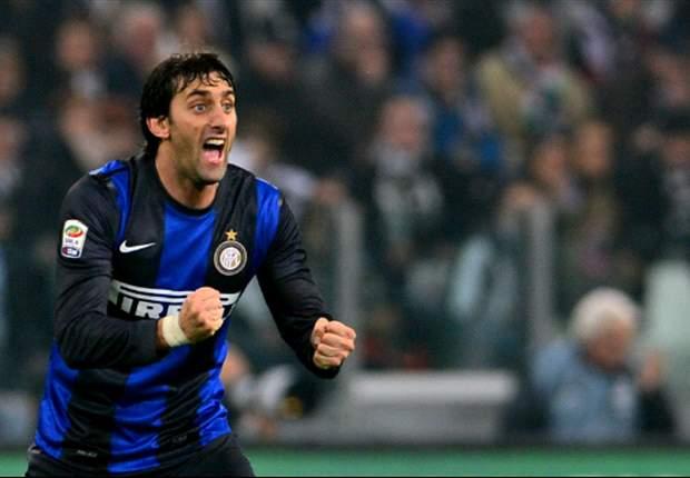 Diego Milito: Gol Berbau Off-Side Memotivasi Kami