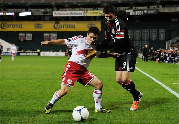 MLS - United acroche les Red Bulls