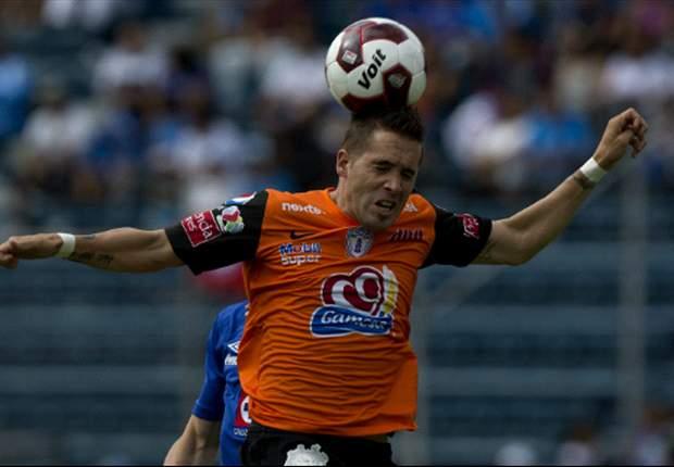 Mauro Cejas causaría baja un mes en Santos Laguna