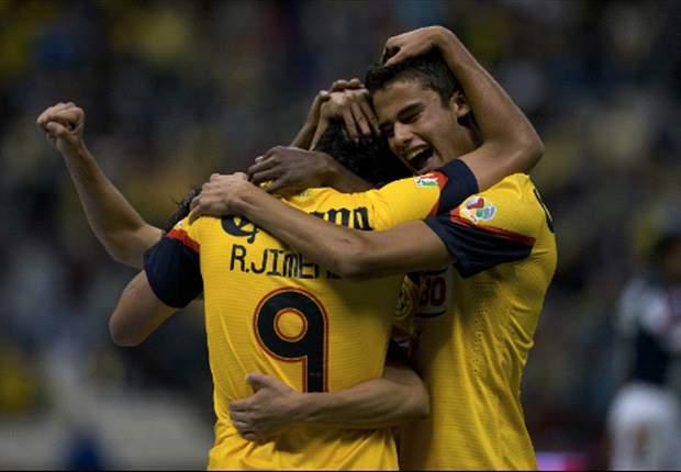 Liga MX: América derrota a Querétaro | Tarde mágica de Jiménez