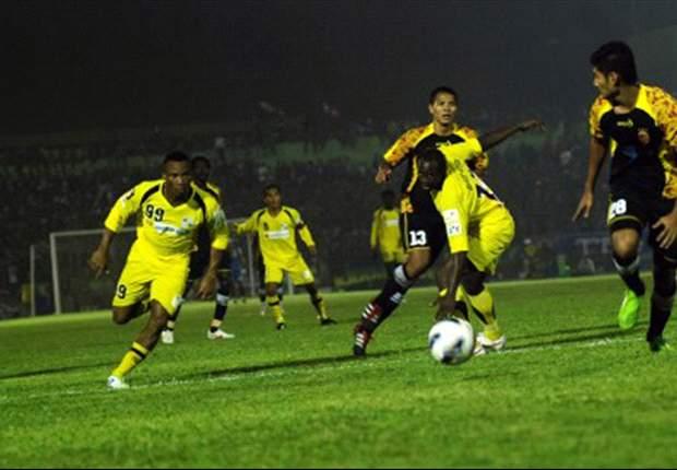Sriwijaya FC Kontrak Diogo Santos Selama Tiga Tahun
