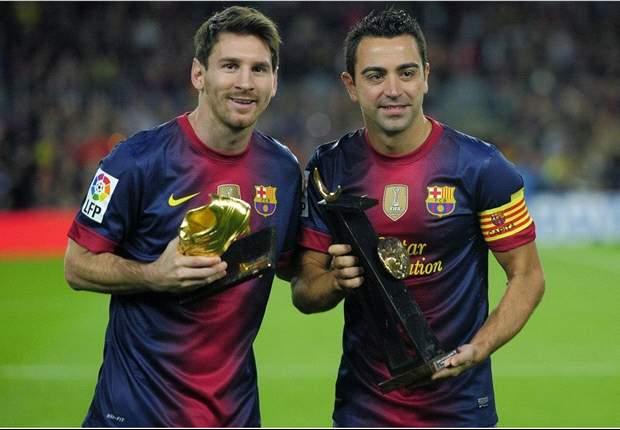 """Barcelonas Xavi: """"Real Madrid versucht, Lionel Messi als Bösewicht darzustellen"""""""