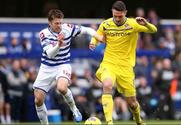 Queens Park Rangers dan Reading merupakan dua tim terbawah di Liga Primer Inggris musim ini.