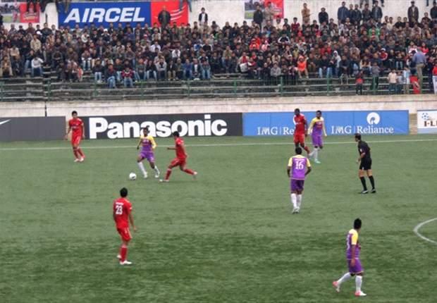 Shillong Lajong FC 3-2 Prayag United SC: The Reds shatter Sanjoy Sen's unbeaten I-League run