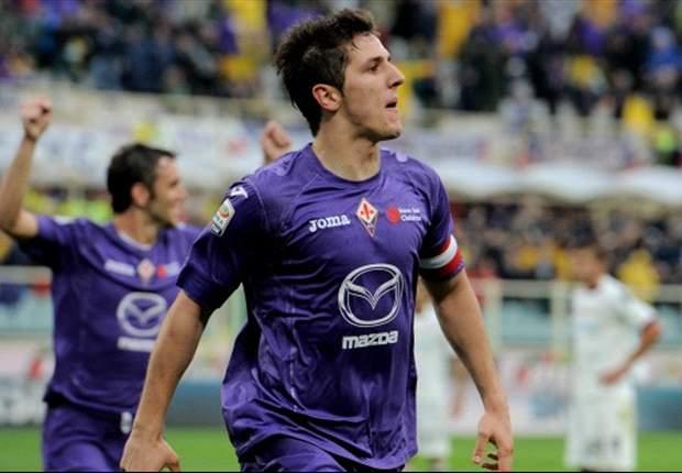 REVIEW Serie A Italia: Bekuk Cagliari, Fiorentina Ke Empat Besar