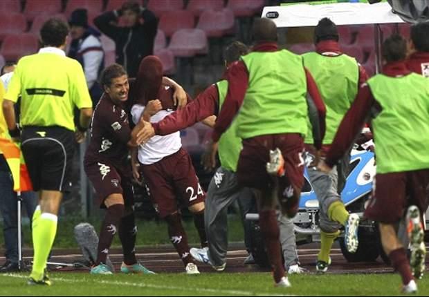 Gianluca Sansone Batalkan Kemenangan Napoli