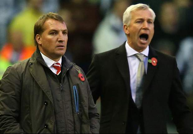 Rodgers hails 'world-class' Suarez after fantastic Liverpool equaliser