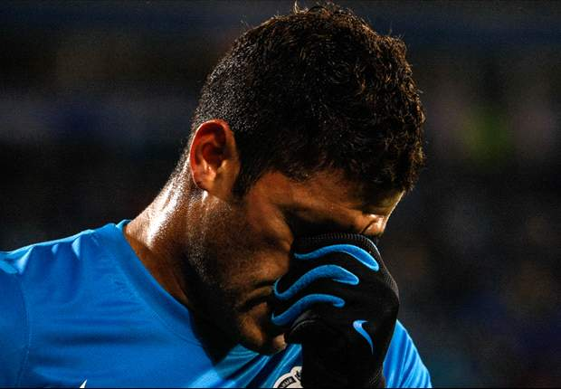 Zenit's Hulk ruled out of Anderlecht clash