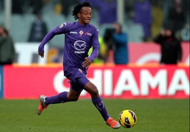 """Il rigore alla Fiorentina lascia dei dubbi, ma Cuadrado non ne ha: """"D'Ambrosio mi ha agganciato il piede, penalty netto"""". Tutto ok per Toni"""