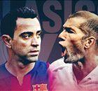 CLASICO: Zidane & Xavi in Ultimate XI