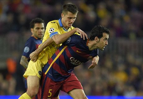 RESULTS: Busquets voted best CM