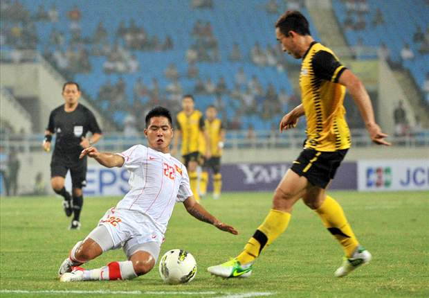 Head coach unhappy with Malaysia's form in front of goal