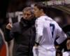 Cristiano Ronaldo und Jose Mourinho waren schon bei Real Madrid lange Zeit vereint
