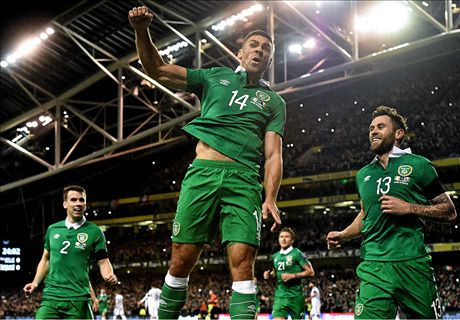 REPORT: Ireland 2-0 Bosnia (agg 3-1)