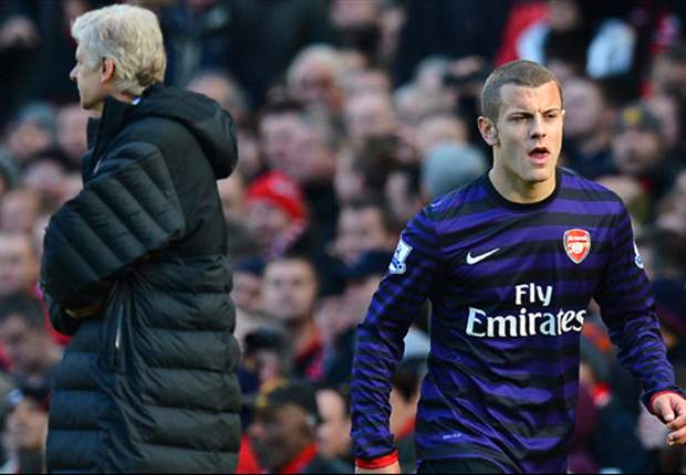 Wilshere will only play 45 minutes on England return after Wenger talks