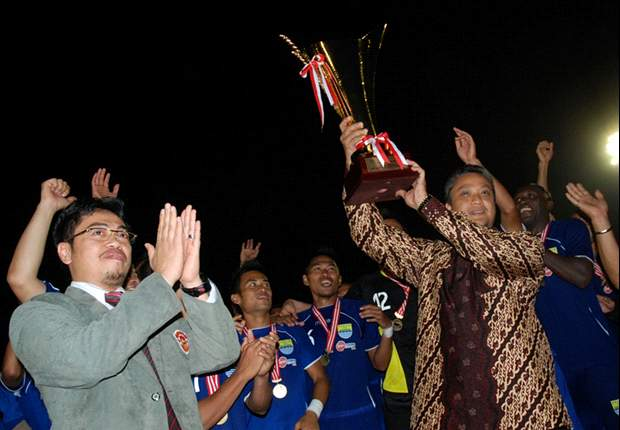 Persib Diundang Turnamen Bandung Challenge Campionship 2012