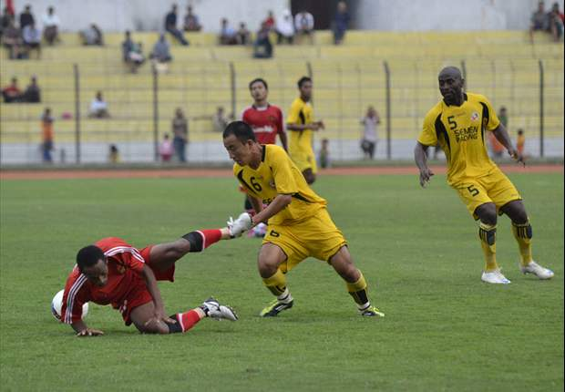 Semen Padang Lakoni Derby Minang Lawan Negeri Sembilan