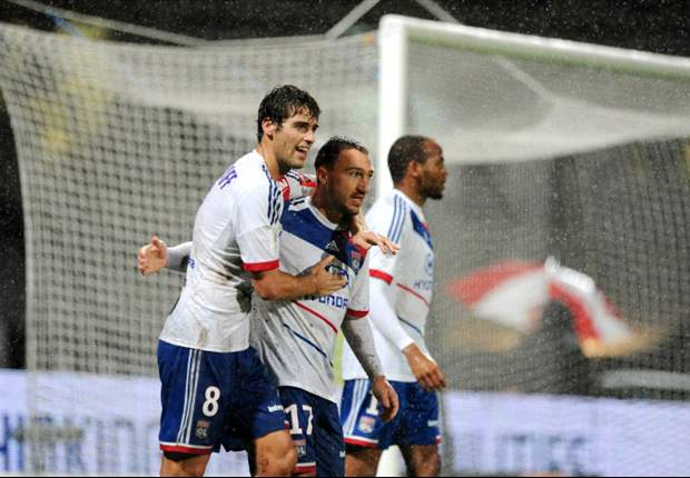 Malbranque leads Lyon's young steeds towards Europa League quarters