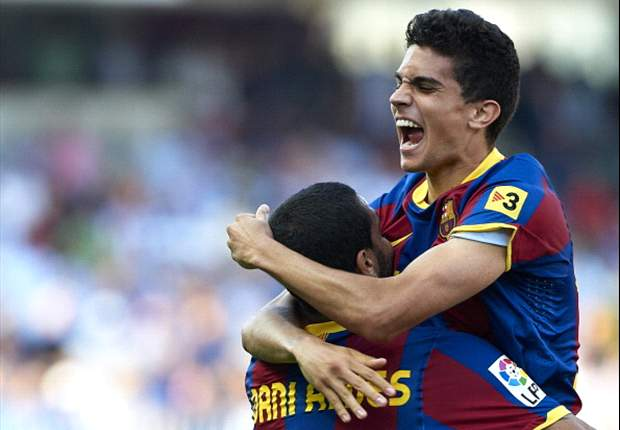 Bartra eager to vindicate Barcelona faith