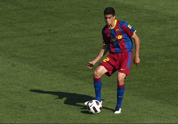 Bartra: I will not disappoint Barcelona
