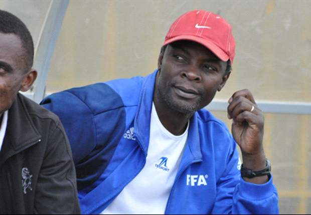 Harambee Stars stand in coach James Nandwa confident his charges can handle Nigeria