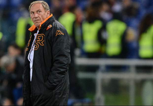 """Terza vittoria consecutiva per la Roma, Zeman è soddisfatto: """"Grande condizione fisica, abbiamo fatto meglio di Pescara"""""""