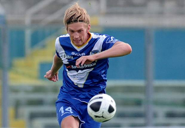 """Il tecnico del Brescia Calori vorrebbe trattenerlo, ma sa che è dura: """"Salamon è da grande squadra"""""""