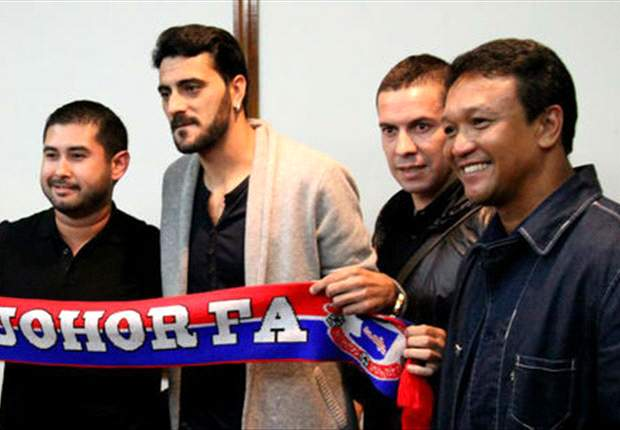 Guiza joins mega-rich Malaysian Premier League club Johor