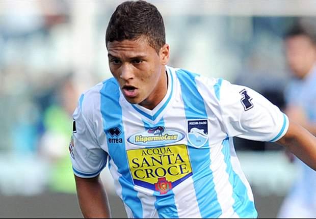 """Il capitolo salvezza è apertissimo, il Pescara può contare su Quintero: """"Sono pronto a dare il mio contributo"""""""