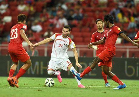 Report: Singapore 1-2 Syria