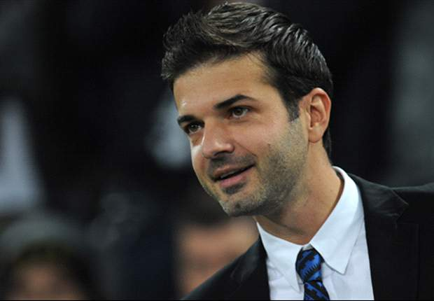 Stramaccioni delighted with high-flying Inter