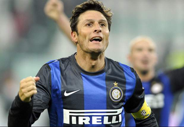 Zanetti: Inter aim to battle for the Scudetto right until the end