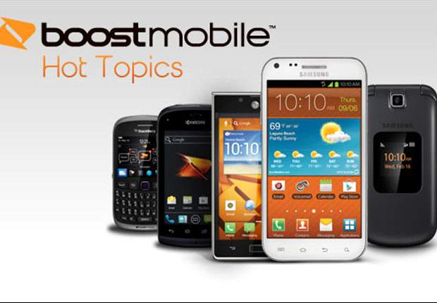 Boost Mobile Hot Topics