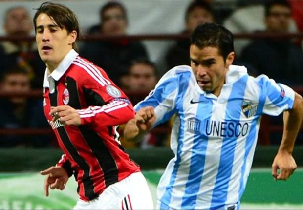 Agen: AC Milan 'Curi' Bojan Krkic Dari Malaga