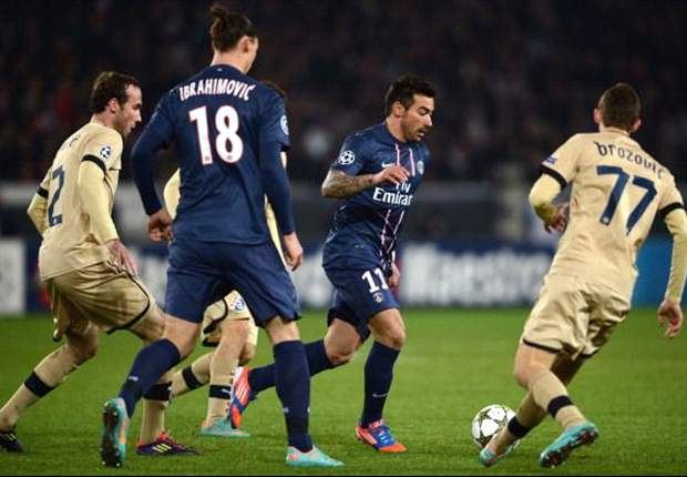 Paris Saint-Germain 4-0 Dinamo Zagreb: Second-half surge edges French closer to qualification