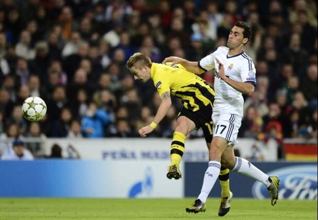Real Madrid rescató un punto ante Borussia Dortmund