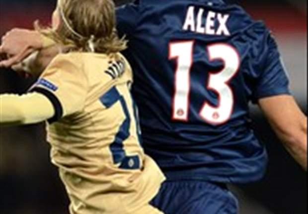 Ligue 1, PSG - Alex accepte l'alternance