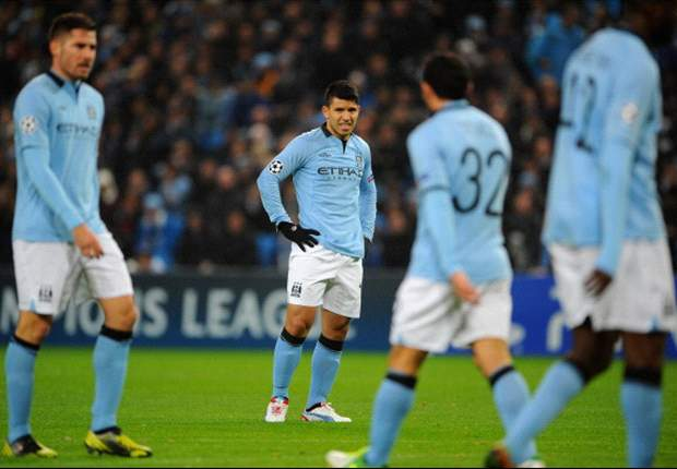 Manchester City 2-2 Ajax: Aguero nets equaliser but hosts edge closer to elimination