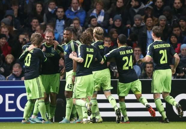 Ajax schakelt van underdog naar favoriet