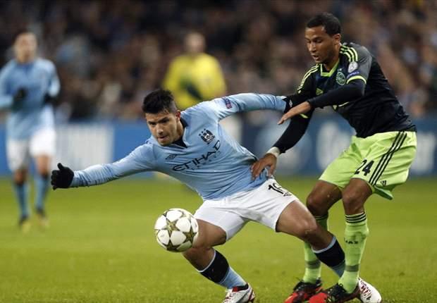 Manchester City lo empató por Agüero