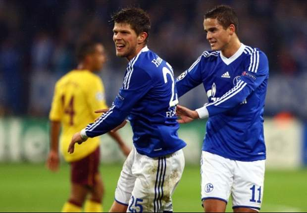 Afellay: Schalke outplayed Arsenal