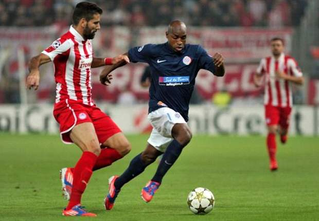 Olympiakos 3-1 Montpellier: Greek side close gap on Arsenal, French champions eliminated in Group B