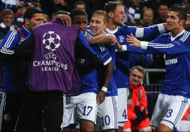 Laporan Pertandingan: Schalke 04 2-2 Arsenal