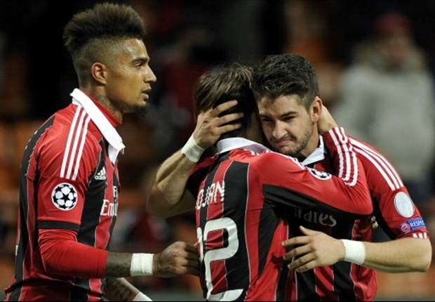 Milan-Malaga 1-1: Pato riacciuffa gli spagnoli, il Diavolo tiene aperti i giochi
